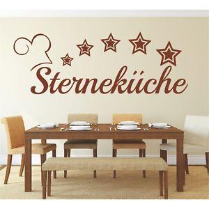 Spruch-WANDTATTOO-Sternekueche-Wandsticker-Sticker-Bild-Wandsticker-Aufkleber-4
