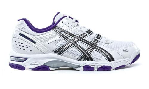 Gel Rocket Suela Púrpura 0197 Blanco B053n Voleibol Asics Zapatos 5 q17tga