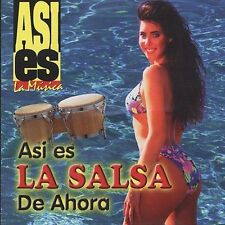 NEW - Asi Es La Salsa De Ahora by Various Artists