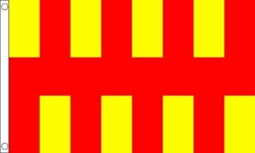 Northumberland Flag 3ft x 2ft 90cm x 60cm Flag Banner