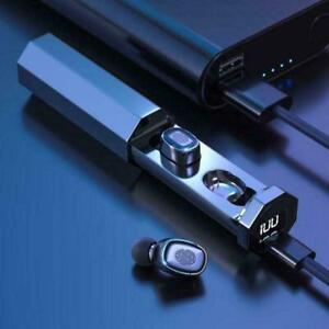 TWS LCD Bluetooth 5.0 Headset Drahtlose Kopfhörer Wasserdichter Kopfhörer A5T8