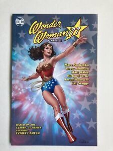 Wonder Woman '77 Volume 1 - DC Comics Trade Paperback Graphic Novel - Nice Copy!