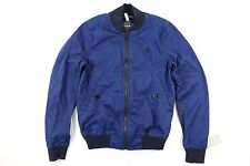 G STAR RAW CORRECT IMPERIAL BLUE SMALL SHATTOR BOMBER JACKET MENS NWT NEW