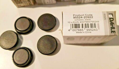 rund: 24 mm 300 g 3 N Bürotechnik Magnet 95524 10 Magnete DAHLE Magnet