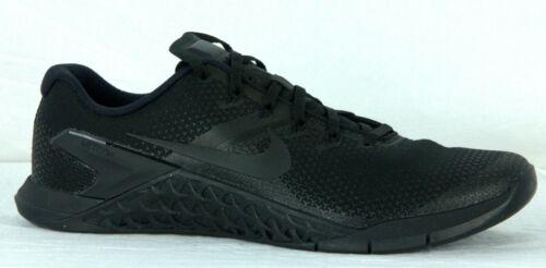 Crimson Sz Chaussures Metcon 4 8 Nike 001 Hpr Training 888411743927 Hommes Cross Ah7453 Noir Gym hQtsdCrx