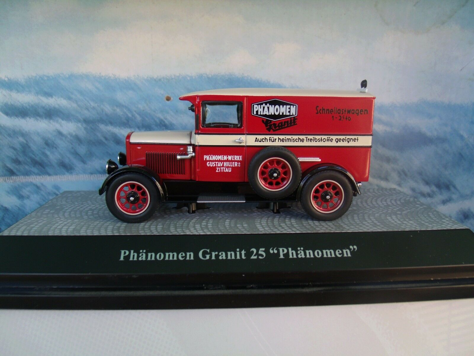 1 1 1 43 PREMIUM CLASSIXXs  Phanomen Granit 25 limited 1 of 1000 4a5fcc