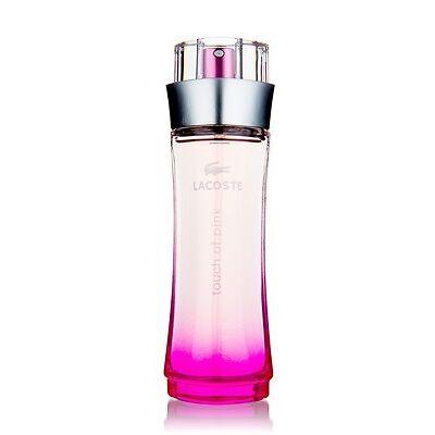 Lacoste Touch of Pink For Women 50ml Eau De Toilette Spray