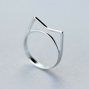 925-Silver-Ring-Fashion-Cat-Silver-Ring-Women-Jewelry-Gift-Finger-Open-Rings