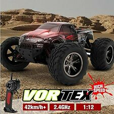 9115 2.4G 1:12 Scale RC Truck Remote Control Off-road Car High Speed