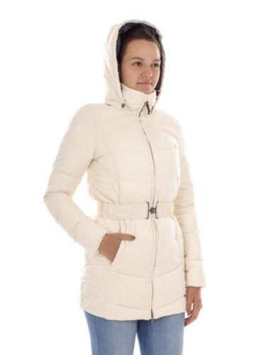 trapuntato Cappotto con Cappotto O'neill coibentato Parka invernale controllo bianco Cappotto qw4q0It