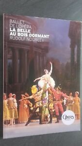 Opera Nacional París La Bonita A Madera Durmiente Temporada 2013-2014