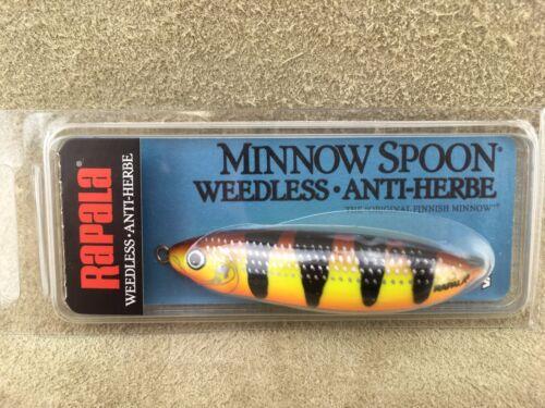 5cm 6cm 7cm 8cm 10cm Various Colours 32g 6g Rapala Minnow Spoon Weedless