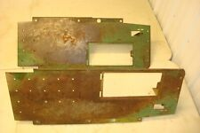 1966 Oliver 1550 Gas Tractor Running Boards Foot Platforms