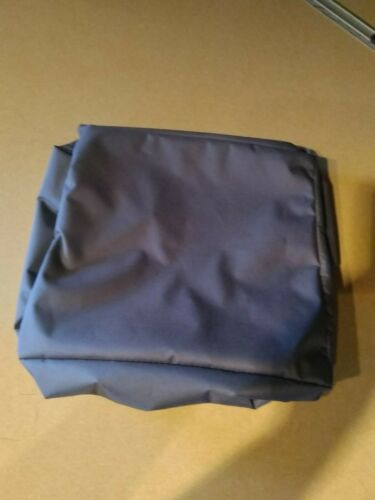 BRITISH MADE CANVAS OUTDOOR CUBE COVER ONLY SUPPORT UK