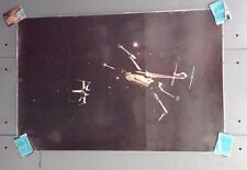 "Original 1977 Star Wars X-Wing Press Kit Poster-30""x20"" Laminated (ITCPO-1213)"