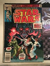 Star Wars #4 (Oct 1977, Marvel)