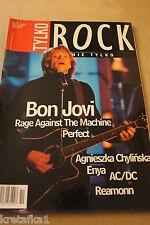 Tylko Rock 1/2001 Bon Jovi, Enya, RATM, Reamonn