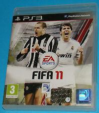 Fifa 11 - Sony Playstation 3 PS3 - PAL
