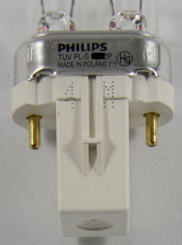 Philips UVC 11 W Ersatzlampe Glühleuchte Ersatzbirne Leuchtmittel Brenner