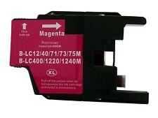 Magenta Ink Cartridge LC75M for Brother DCP-J925DW MFC-J835DW Inkjet Printer