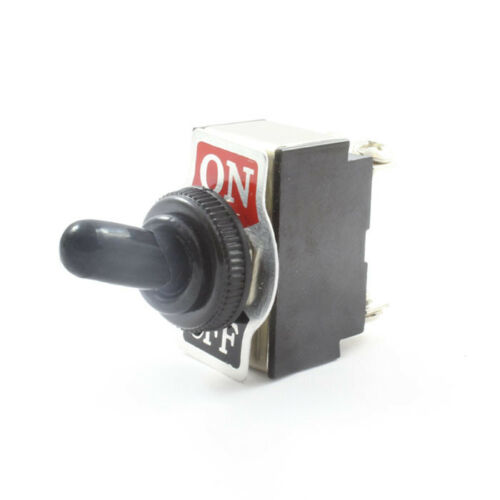 Wasserfeste Abdeckung Kipp Schalter (On/Off) Zweipoliger 20 Amp Dpst 12v/24v
