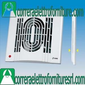 Aspiratore estrattore aria ventola bagno odori fumi piatto foro 150 oerre 50300 ebay - Aspiratore aria bagno ...
