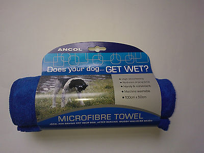 Ancol Microfiber 100 x 50 cm