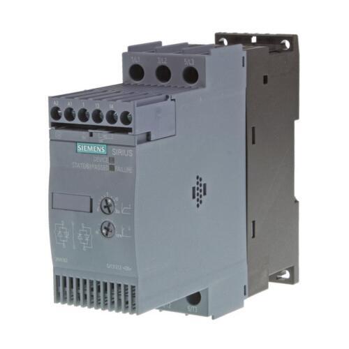 Siemens 3RW3027-1BB14 15 kW Sanftstarter 110...230 V AC//DC