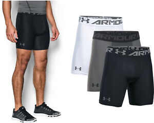 Under Armour Men/'s HeatGear Armour Mid Compression Shorts 2.0 1289566 All Colors
