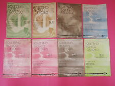 ► BOLLETTINO TECNICO GELOSO Rivista  N.B. sconto  2pz. -10%  5pz -20%  10pz ◄◄