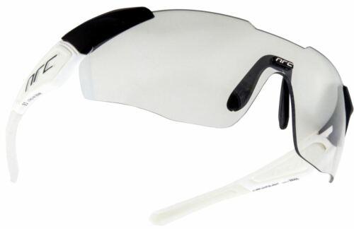 NRC Occhiali Noir//Blanc Noir//blanc Lentilles X Series X1 RO Ghost couleur de Monture