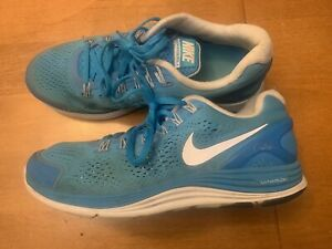 finaste urvalet smuts billigt pålitlig kvalitet Details about Nike Lunarglide 4 Womens Size 10 Running Athletic Shoes
