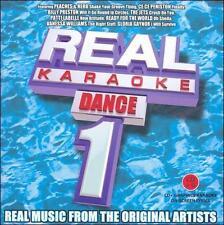 Real Karaoke: Dance, Vol.1 by Karaoke (CD, Jun-2007, Singing Machine (Karaoke))