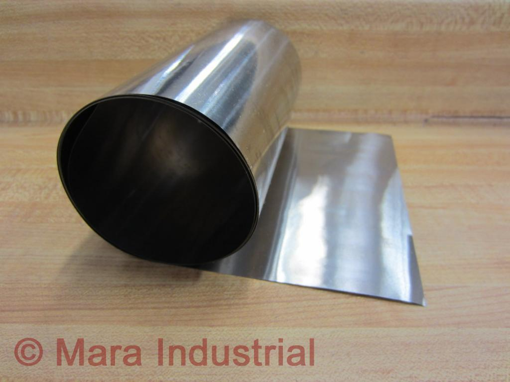 Cold Rolled 6/″ x 18/″ Sheets Low Carbon 1008-1010 Steel Precision Brand 16AZ12 Assorted 12 Piece Steel Shim Stock