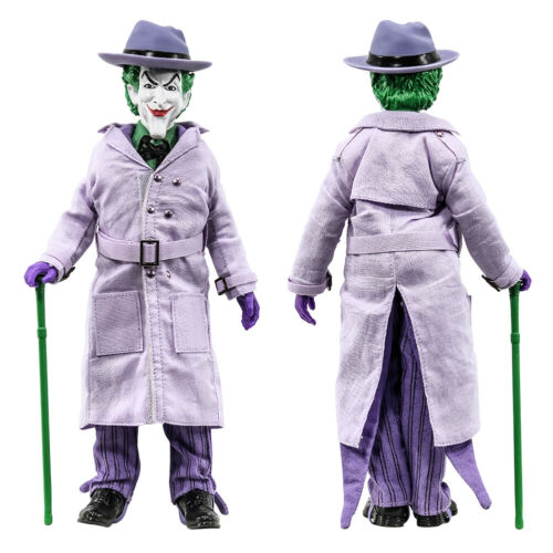 Batman Retro 8 Inch Action Figures Series 6 The Joker Loose in Factory Bag