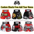 Tuff Custom Muay Thai Boxing Shorts Customize Free Add Name M1 Personalize