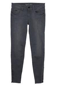 Tom-Tailor-Ankle-Jeans-Carrie-Skinny-Zip-Damen-Stretch-Caprijeans
