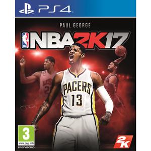 NBA 2K17   playstation 4 ( PS4 )