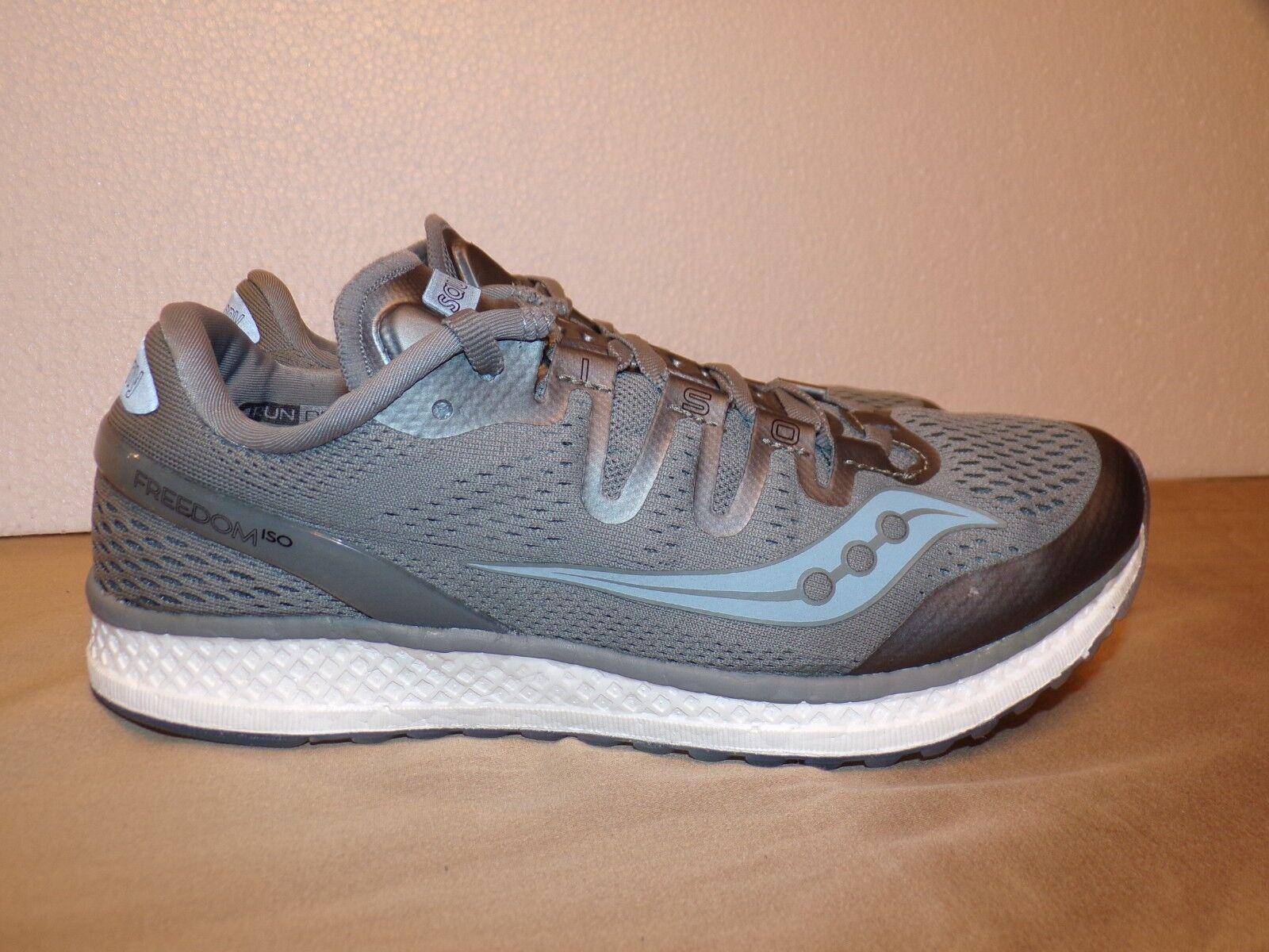 ISO Freedom Saucony Men's Running (S20355 51) Grey shoes