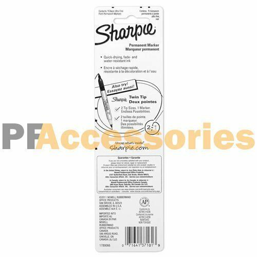 Sharpie Ultra Fine Point Permanent Maker Precision Black Fine Tip Writing Pen