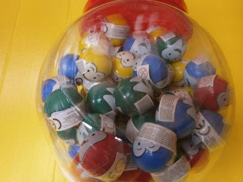 10 Zahn Flummi 30 mm Zähnchen Flummis Mitgebsel Kindergeburtstag N 107
