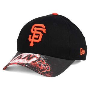 buy online dc19a c2af9 Image is loading San-Francisco-Giants-New-Era-940-MLB-Splatter-