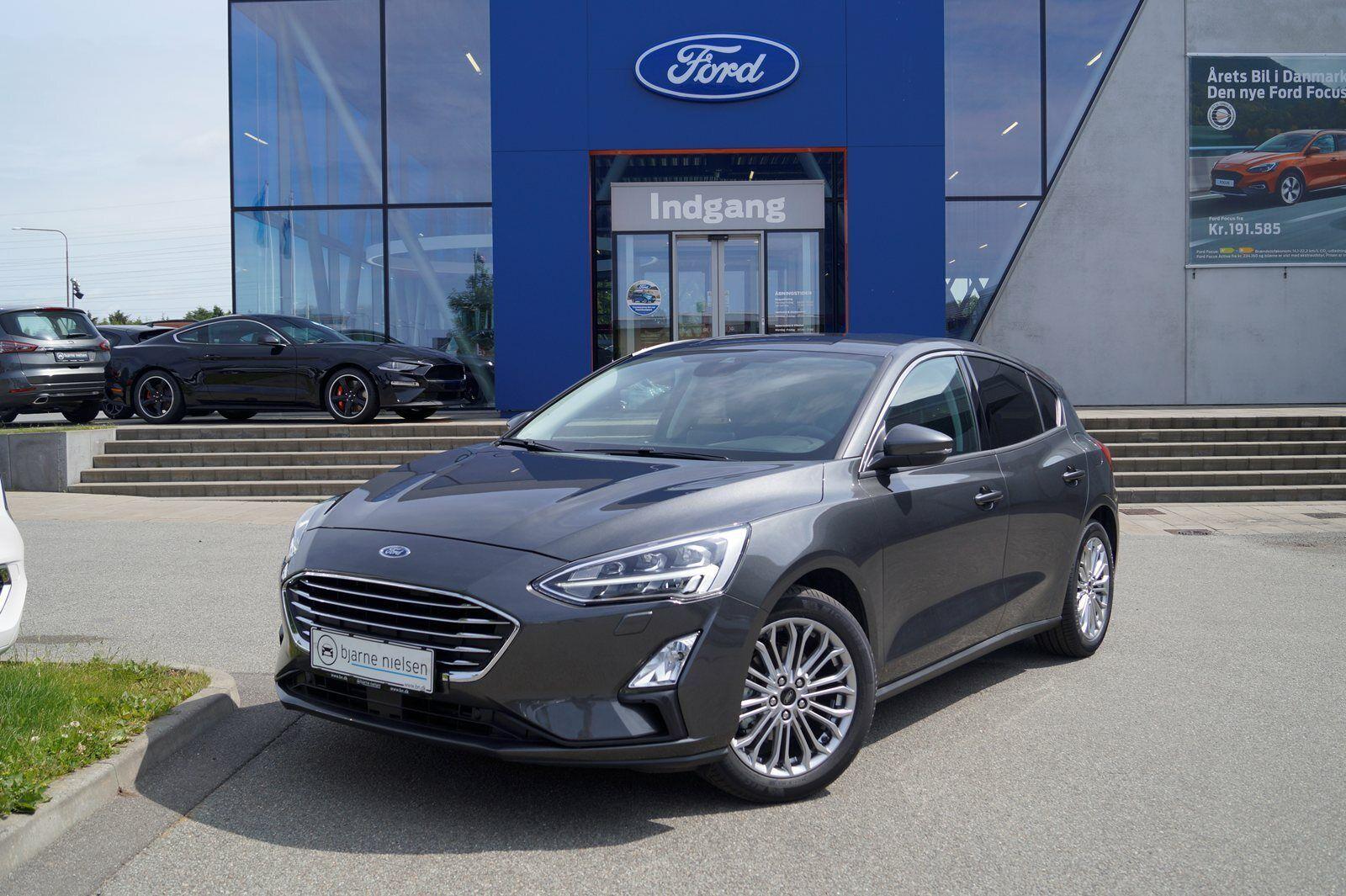 Ford Focus 1,0 EcoBoost Titanium Business