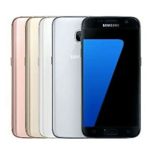 Samsung-Galaxy-S7-Debloque-32Go-5-1-034-Android-Bluetooth-GPS-Intelligent-Telephone