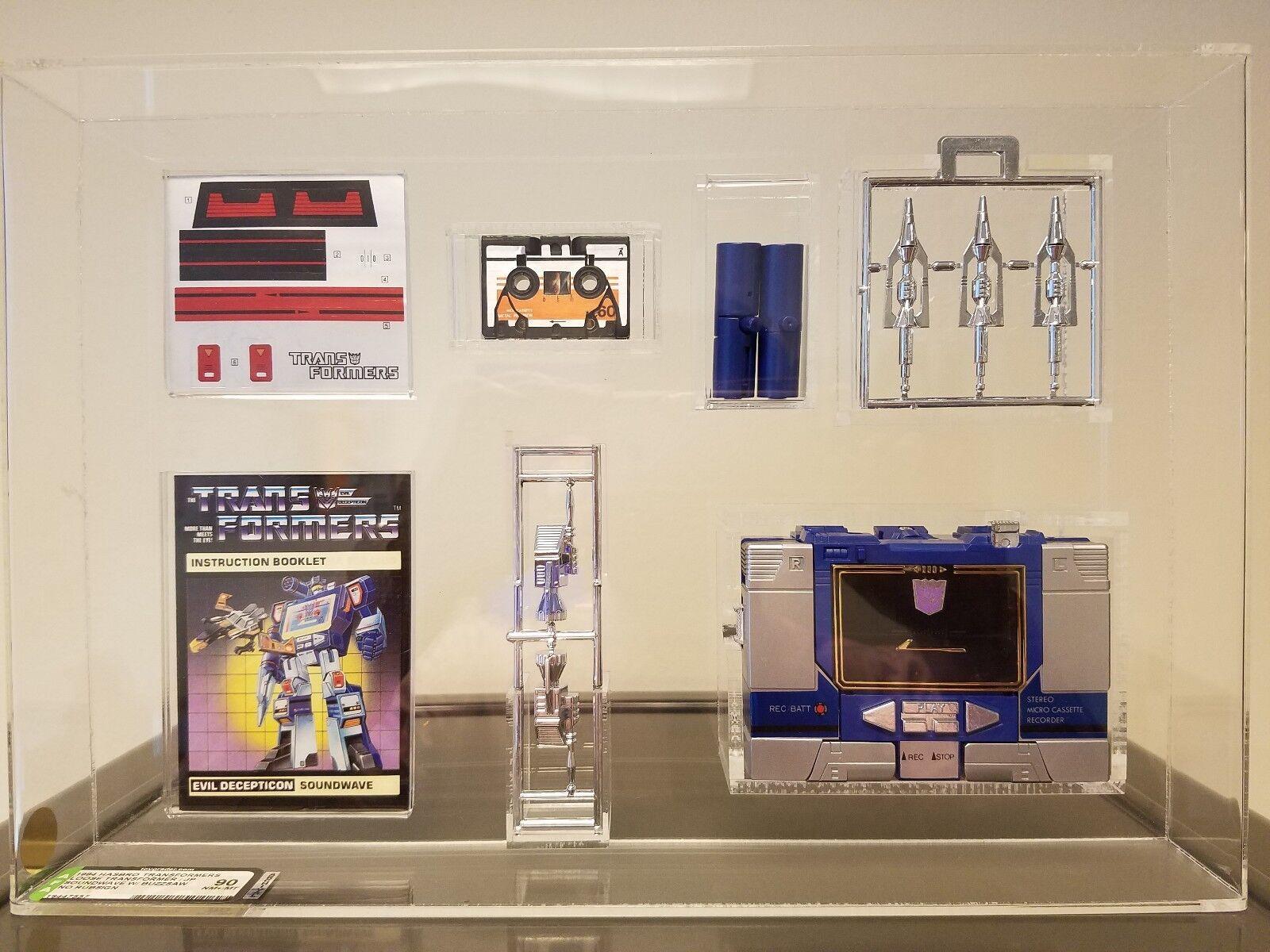 1984 Transformers Pre  Rub suonowave AFA 90  di moda