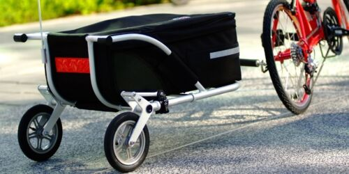 SharperBike T1 Trailer and Luggage Cart