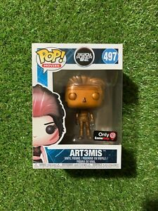 Funko Pop! Ready Player One - Art3mis 497 - Exclusive Gamestop