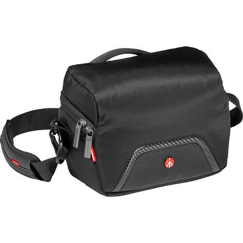Manfrotto Advanced Camera Shoulder Bag Compact 1 for CSC (Black)