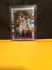 Russell-Westbrook-2017-18-Donruss-Optic-Prizm-Checkerboard-Variation-Tough-Pull