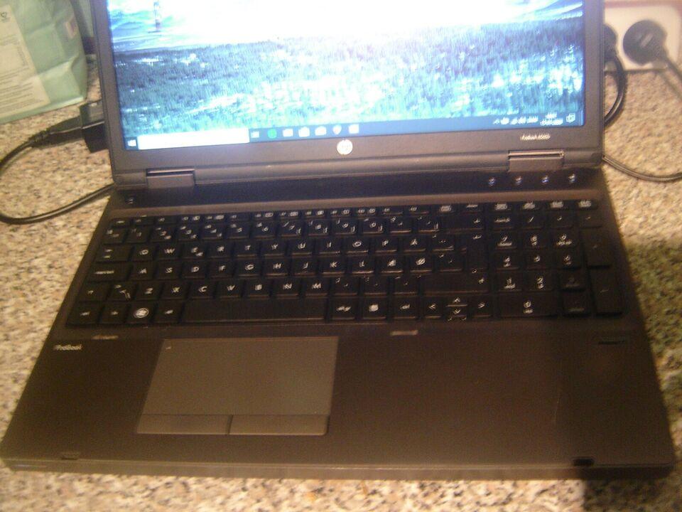 HP Probook 6560b, God